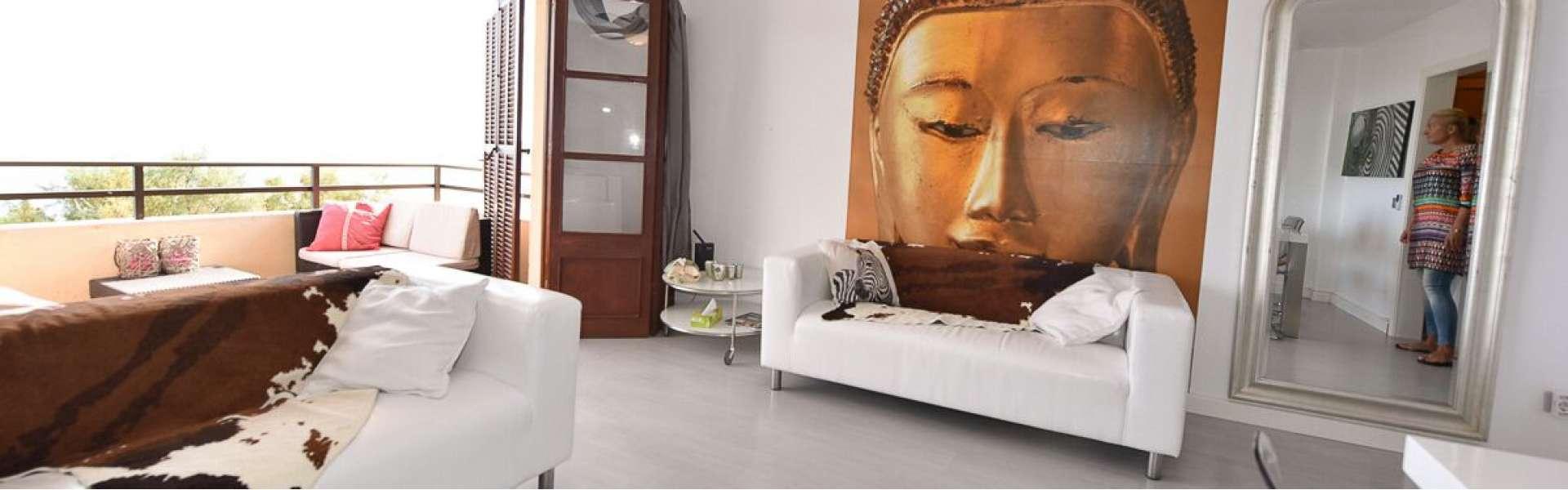 Charmante Wohnung in Erster Linie - Cala Bona