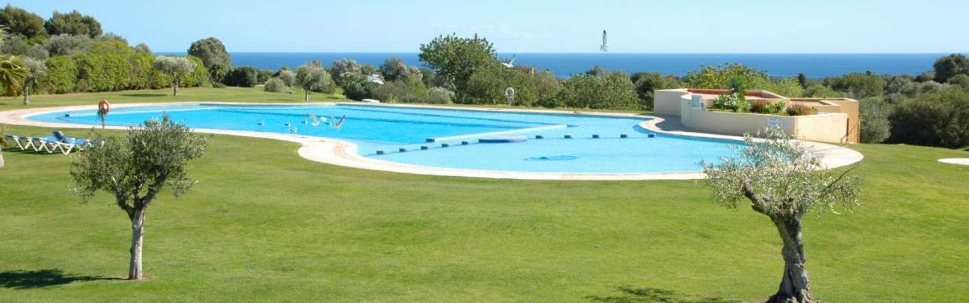 Meerblickwohnung am Golfplatz Vall D'Or zum Kauf