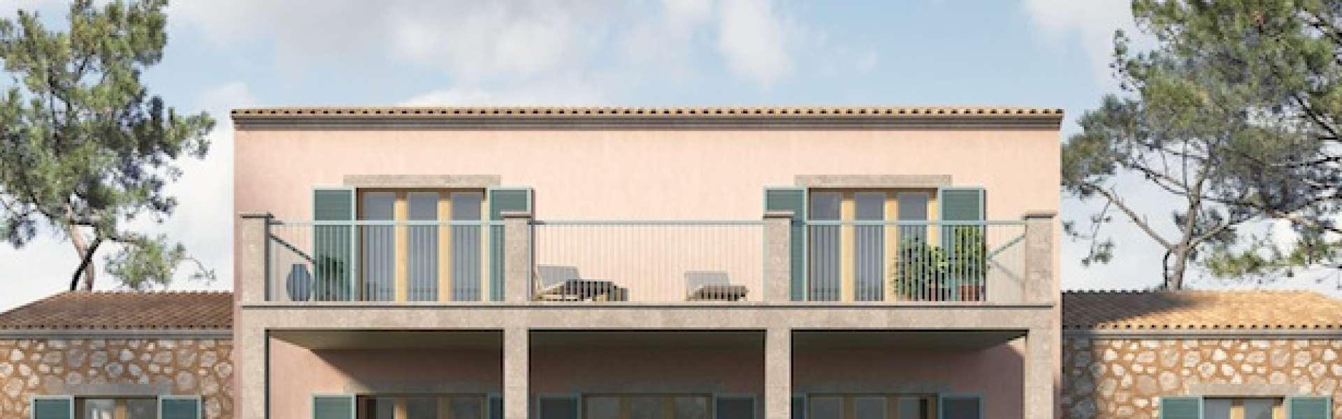 Finca-Neubauprojekt in Santanyi