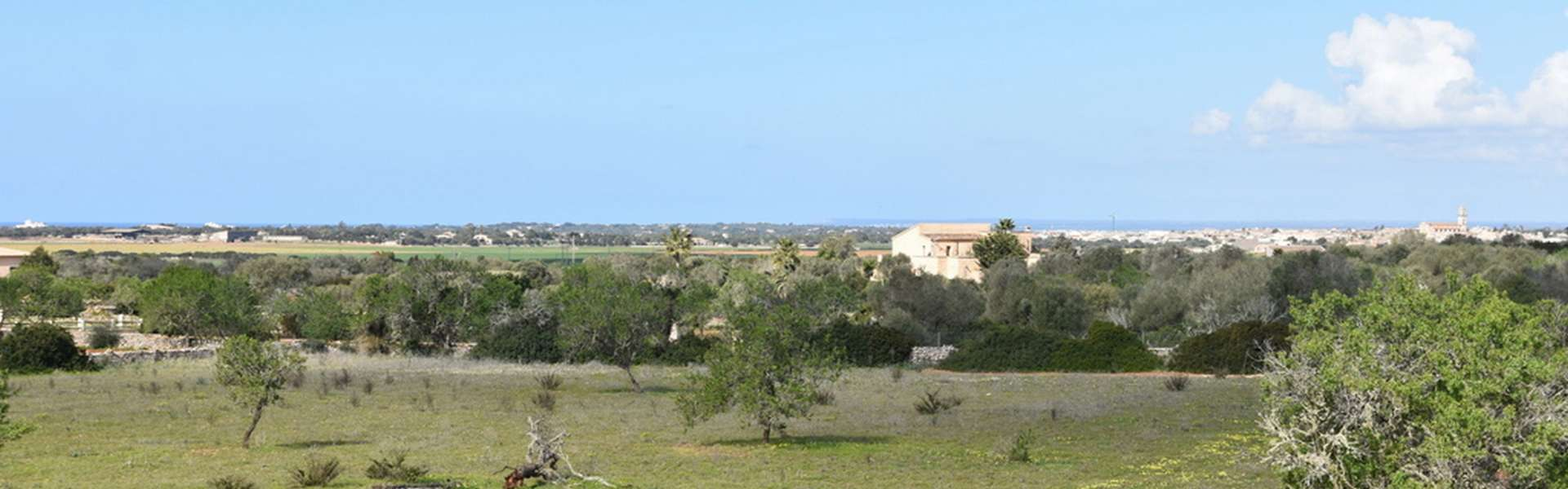 Modernes Landhaus bei Cap Salines