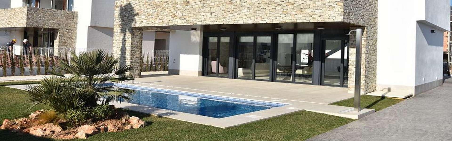 Luxus-Villen in unmittelbarer Strandnähe - Sa Ràpita