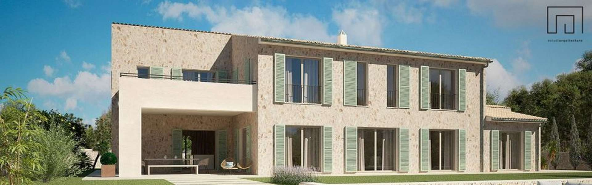 Baugrundstück mit Traumblick in Santa Margalida
