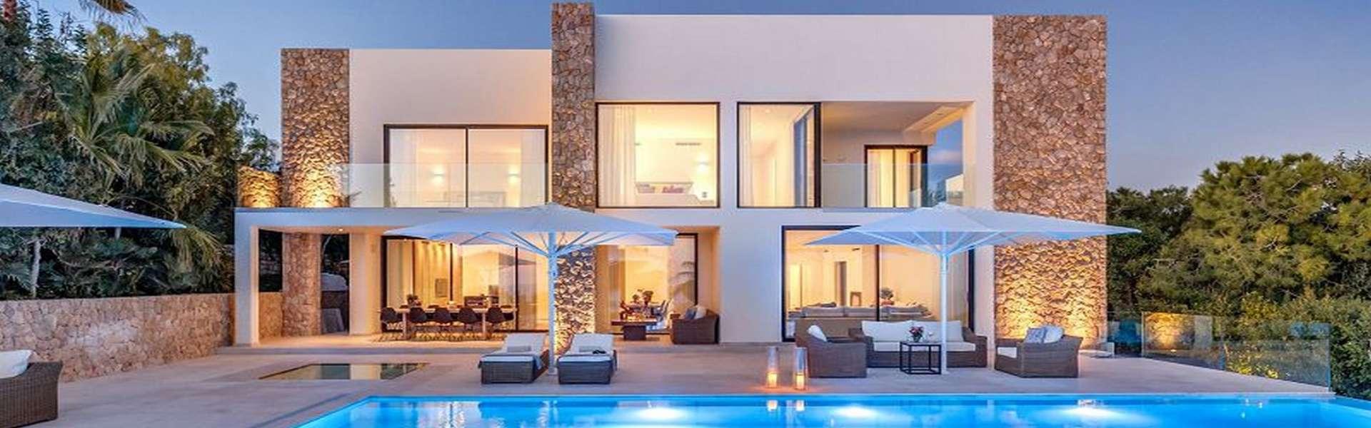 Imposante Villa in Bendinat zum Verkauf