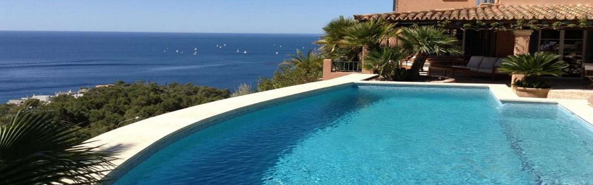 Villa mit Meerblick in Port Andratx zum Verkauf