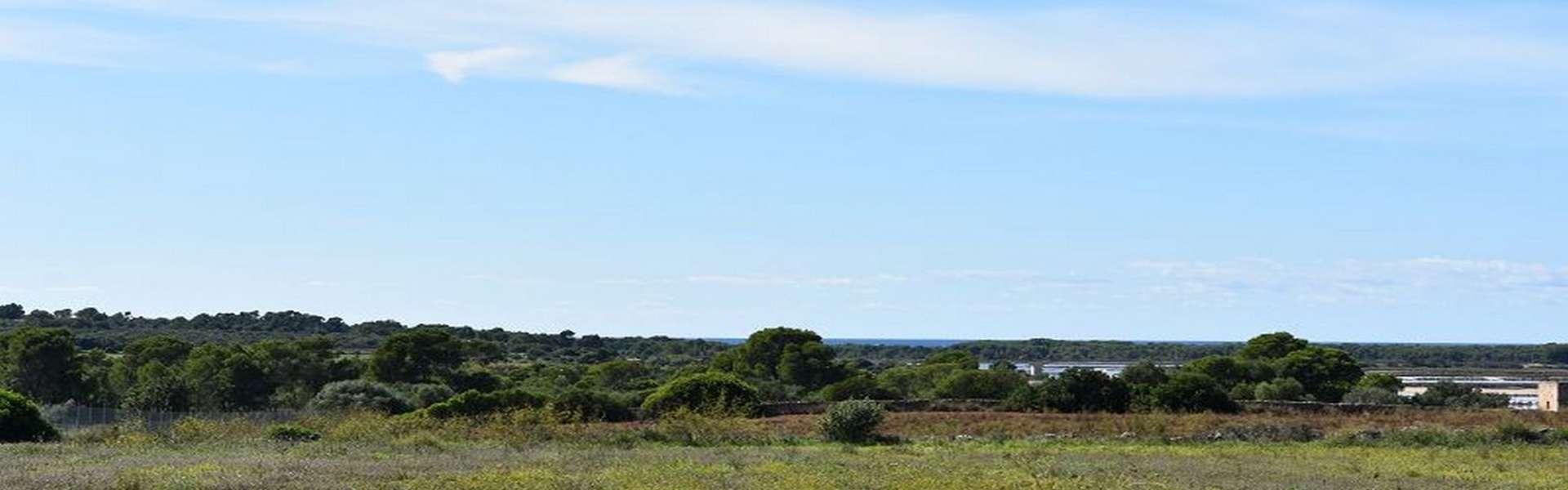 Campos - Grundstück mit Bauprojekt