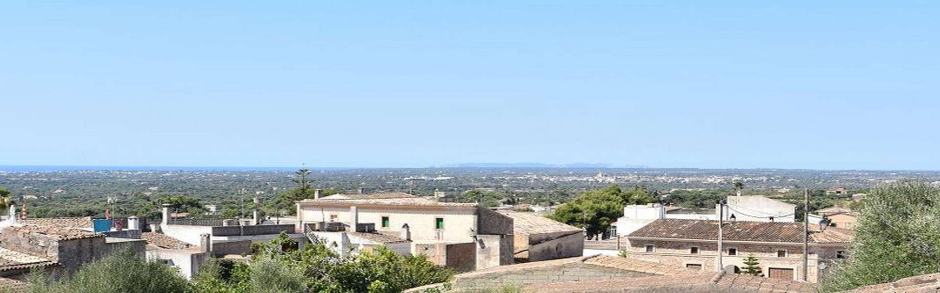 Einmaliges Baugrundstück mit Meerblick in Alqueria Blanca