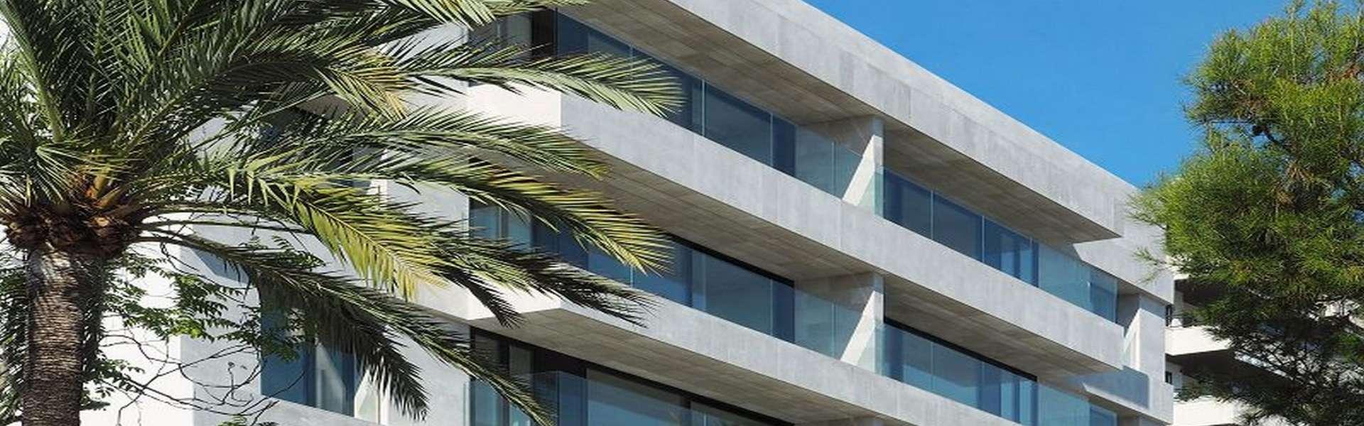Palma/Paseo Marítimo - Wunderschönes Apartment mit hochwertiger Ausstattung und Hafenblick