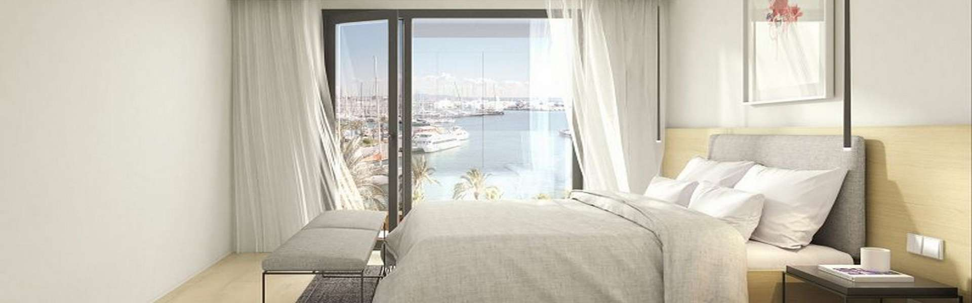 Palma - Luxuriöses Apartment am Paseo Marítimo