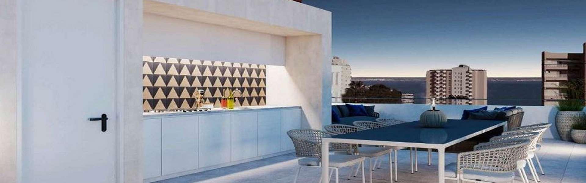 Palma/San Agustín - Luxuriöse Doppelhaushälfte zu verkaufen