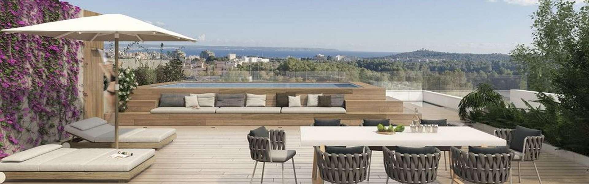 Palma/Golfplatz Son Quint - Apartments/Penthäuser in Traumlage