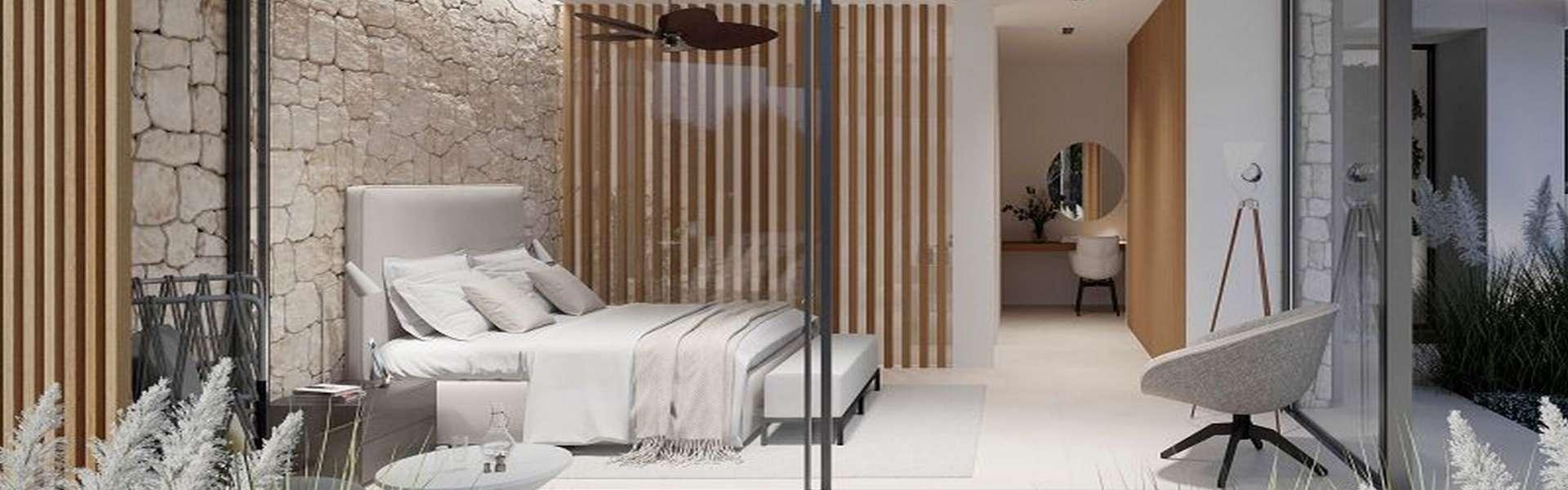 Santa Ponsa/Nova Santa Ponsa - Beeindruckende Design-Neubauvilla