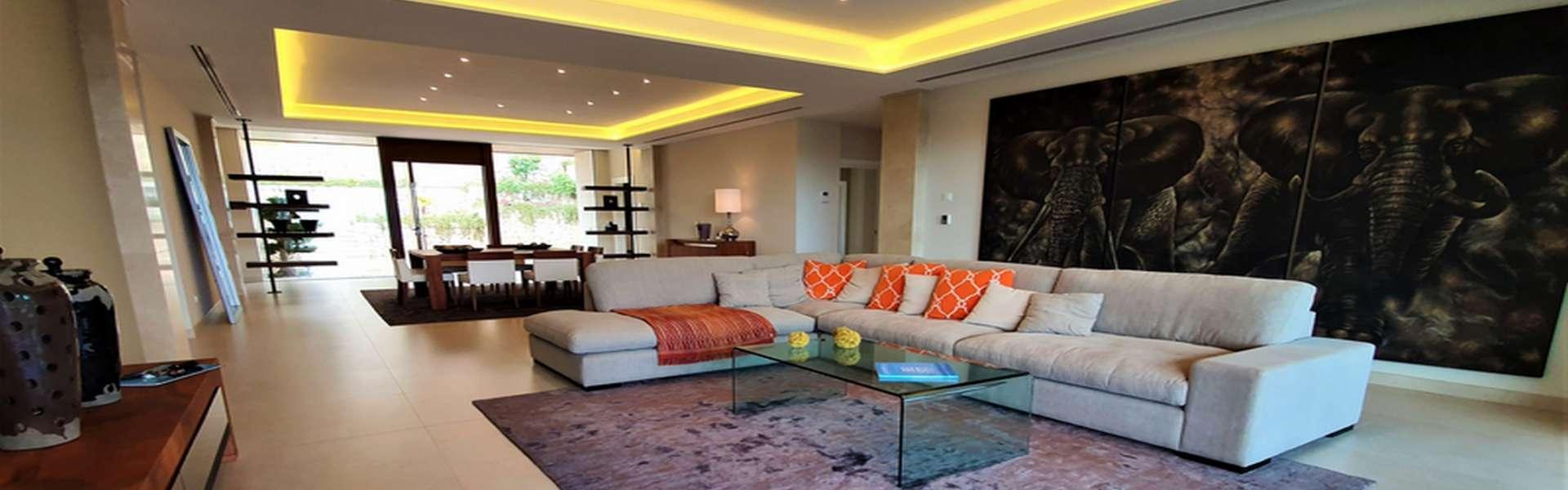 Palma/Son Vida - Moderne Villa zum Verkauf