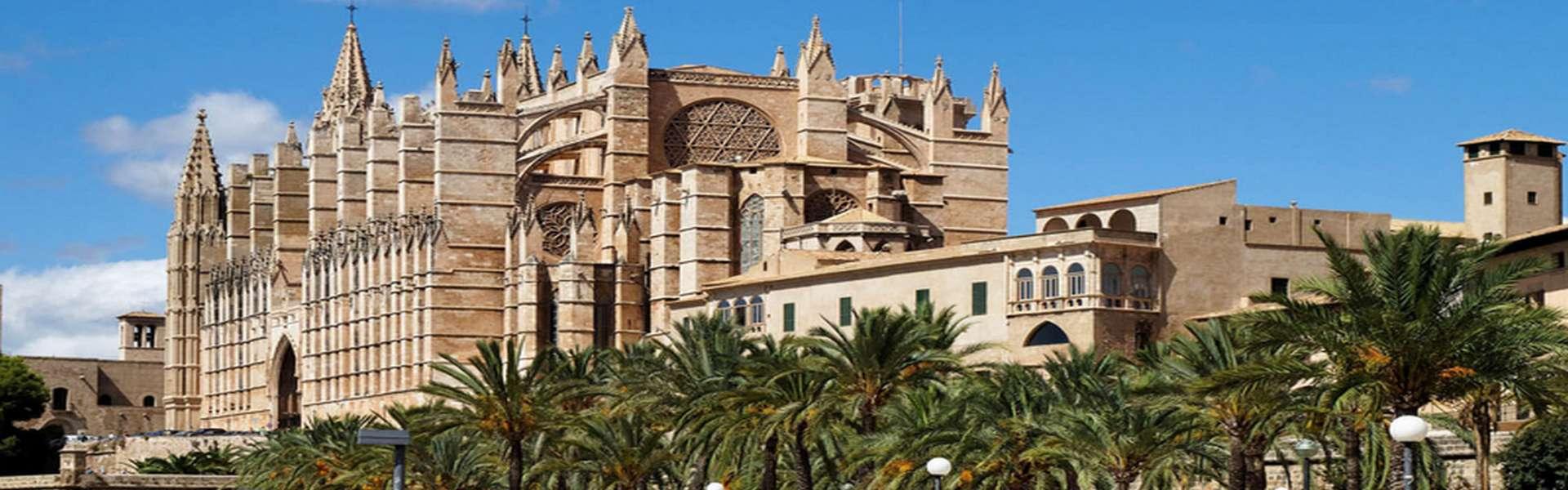 Palma/Zentrum – Exklusives Design-Apartment nahe Kathedrale