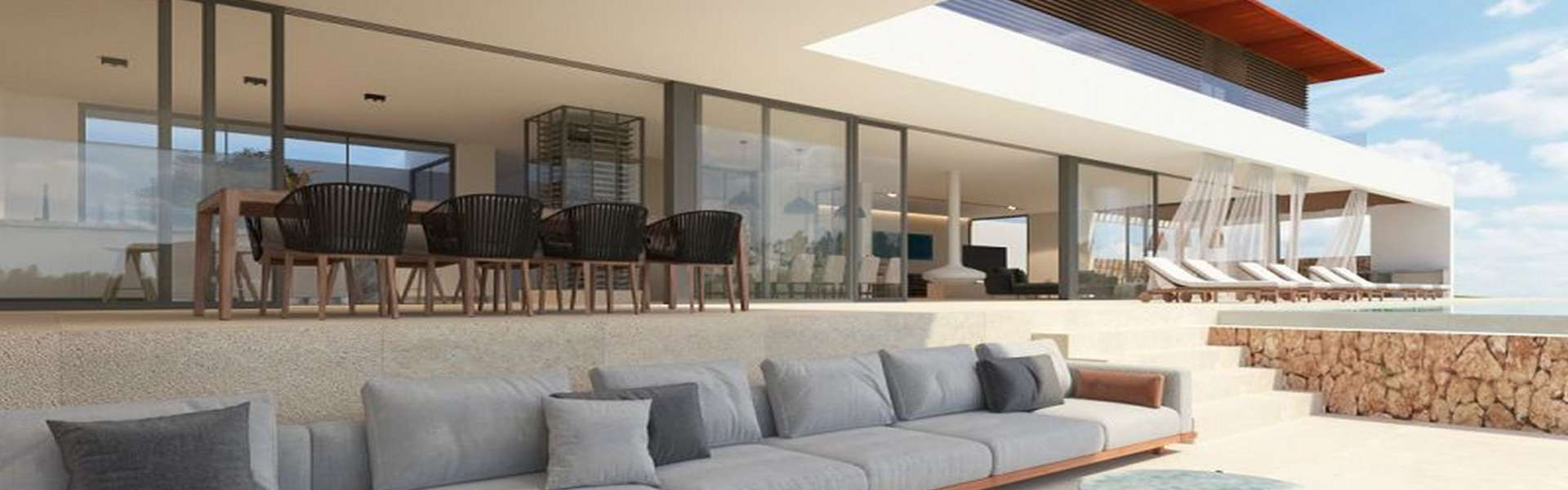 Cala Vinyes - Neubauprojekt mit Meerblick