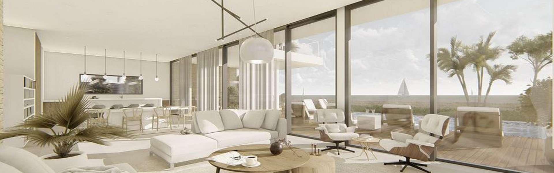 Cala Vinyes - Neubauprojekt mit Meerblick und außergewöhnlichem Design