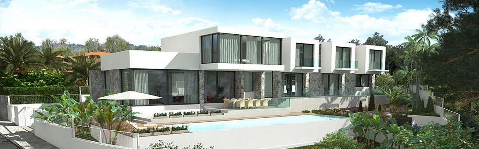Cala Vinyes - Attraktives Neubauprojekt mit Meerblick