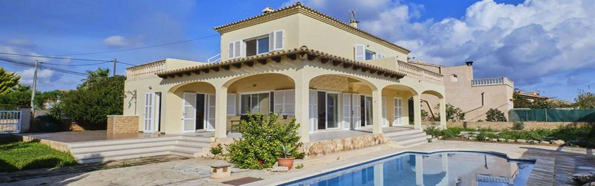 Charmantes Chalet in der Cala Llombards