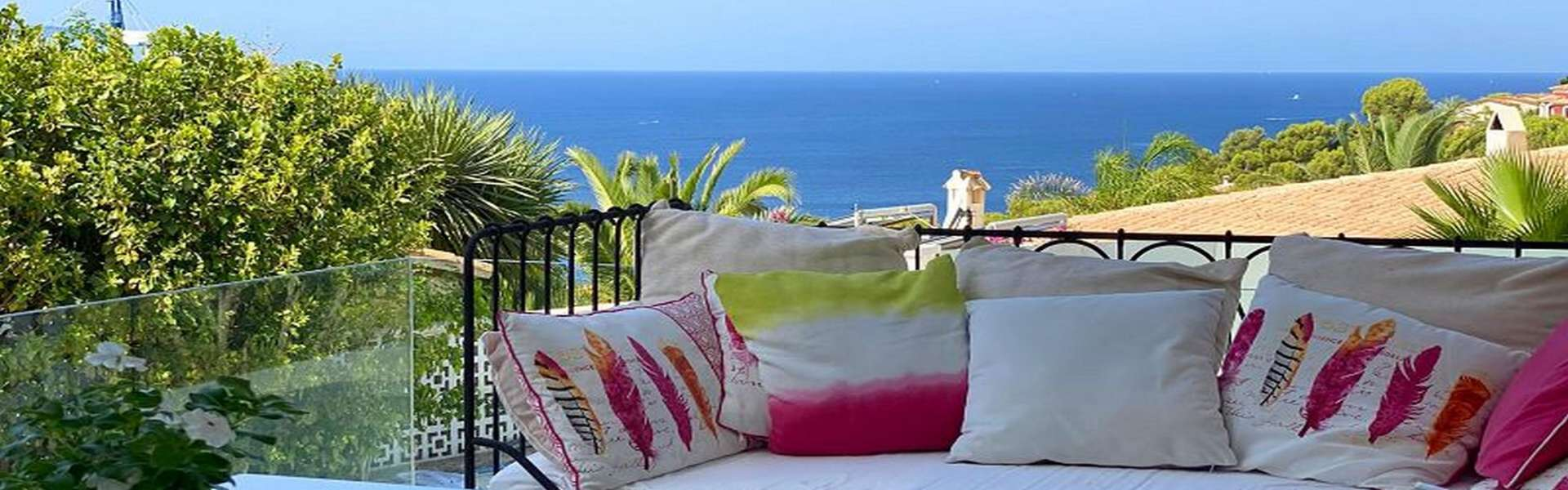 Costa de la Calma - Moderne Villa mit Meerblick zum Verkauf