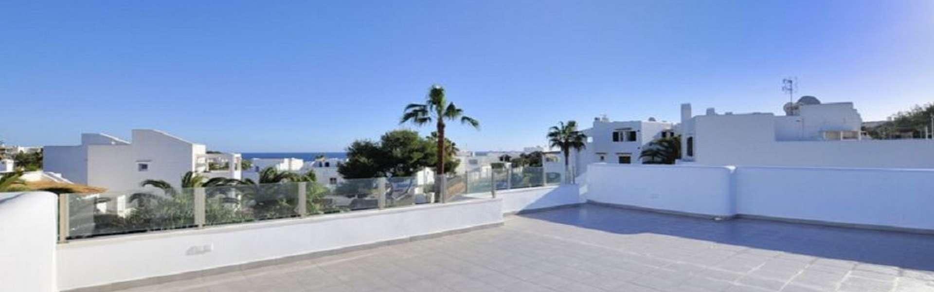 Moderne Villa mit Meerblick in Cala d'Or zum Verkauf