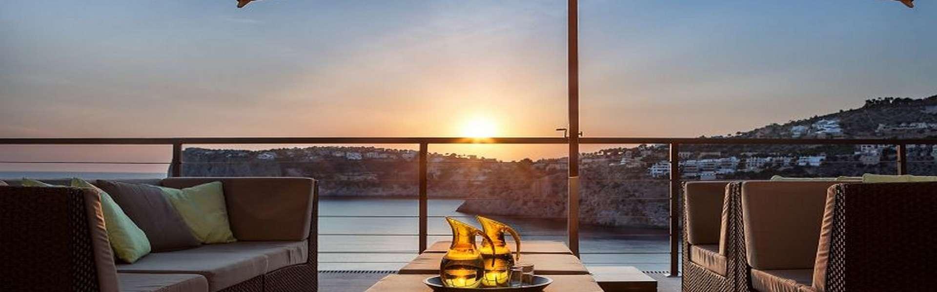 Port d'Andratx/Cala Llamp - Ein Unikat mit Skyline-Blick