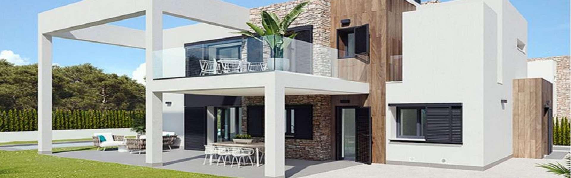 Cala Murada - Neubau Villen in Top-Lage