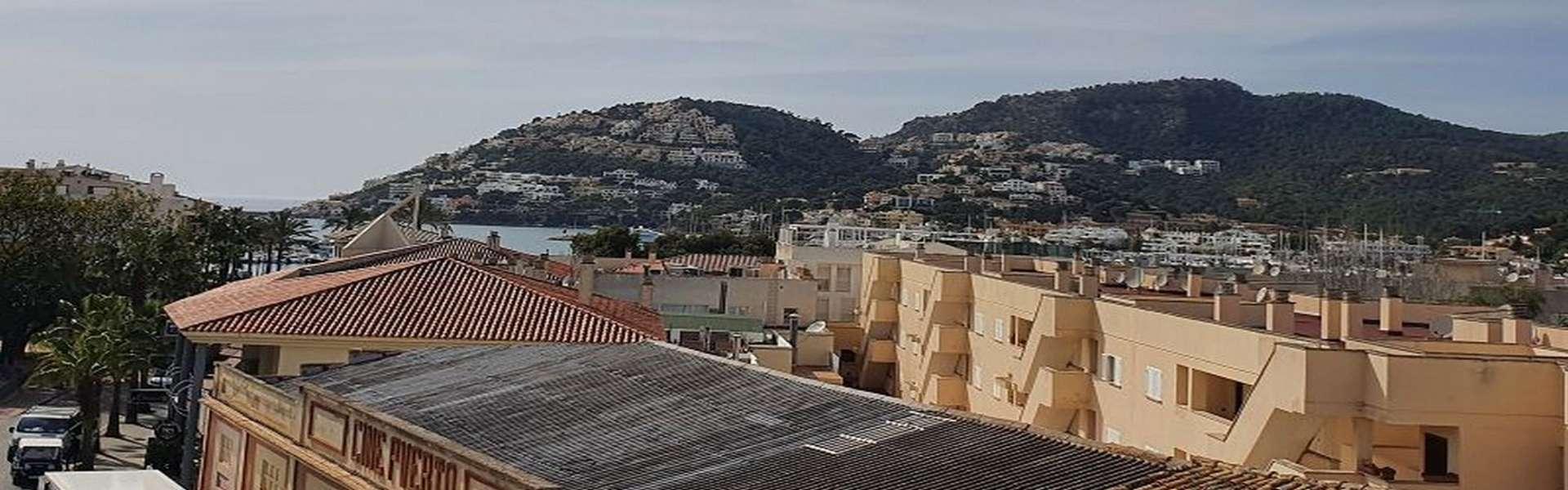 Port d'Andratx - Exklusives Penthouse zum Verkauf