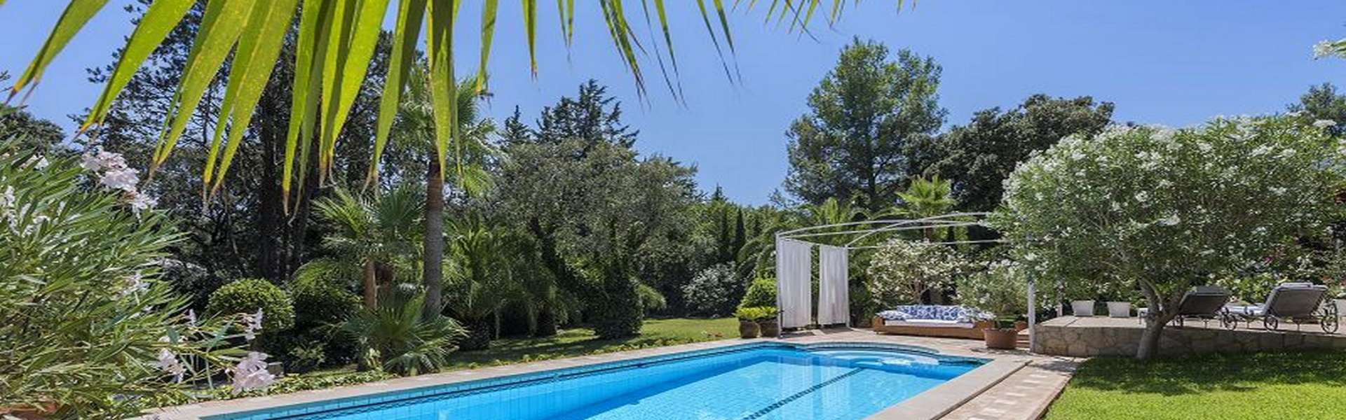 Pollensa - Reizende Villa in exklusiver Wohnlage