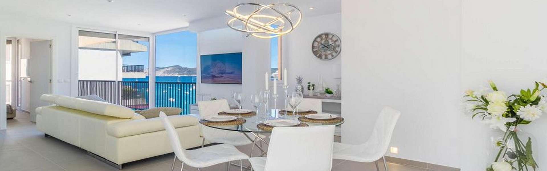 Santa Ponsa - Design-Apartment am Meer