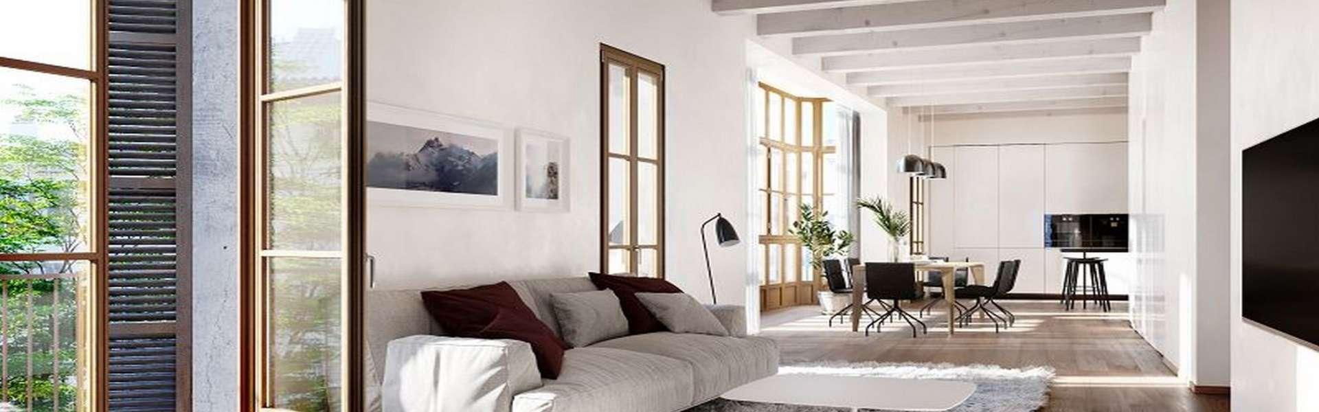 Palma/Altstadt - Luxus Duplex-Penthouse in der wunderschönen Altstadt Palmas
