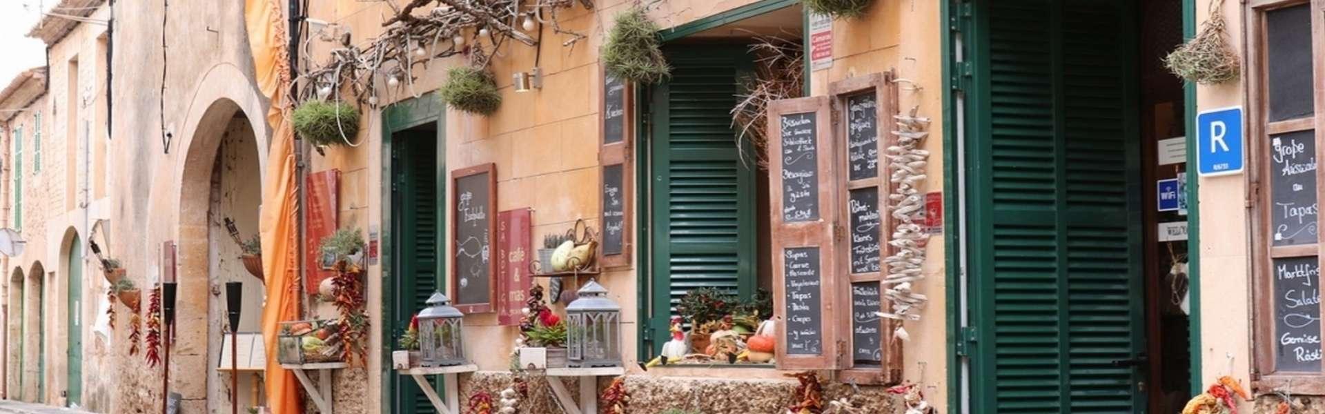 Alqueria Blanca - Kernsaniertes Stadthaus im Herzen des malerischen Dorfes