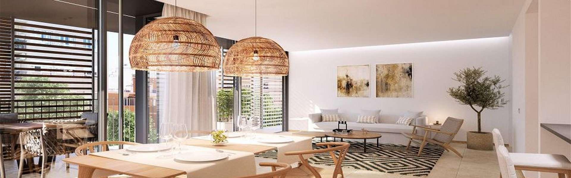 Palma/Santa Catalina - Neubau Apartments in Top-Lage