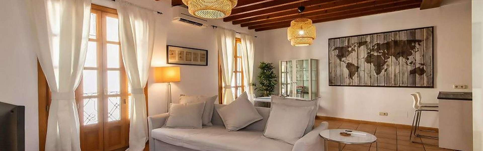 Palma/Altstadt - Renoviertes Apartment im Herzen der Stadt zum Verkauf