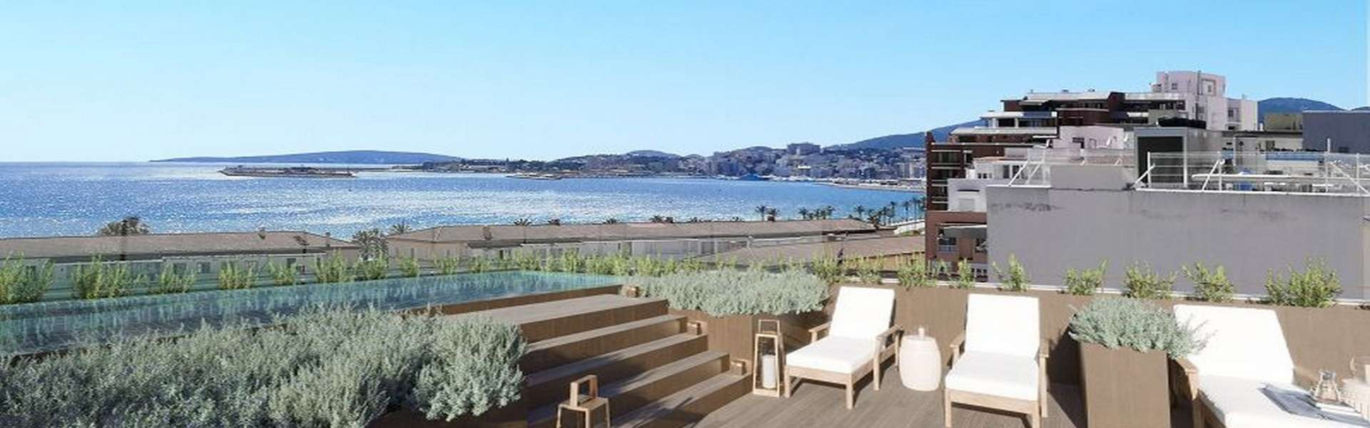 Palma/Nou Llevant - Neubauapartments mit Meerblick